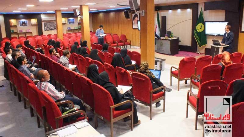 نشست ویرایش-نشست تمرین ویرایش-مؤسسه خدمات مشاوره آستان قدس-مشهد-ویراستاران