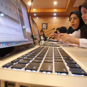 ویراستاران ویرایش دیجیتال کارگاه آموزش ورد