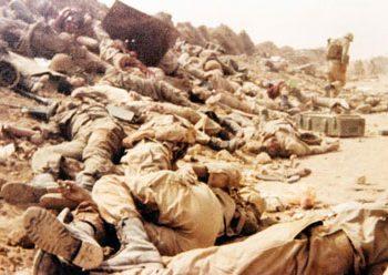وقتی تفاوت جمعهشب و شب جمعه فاجعه میآفریند-ویراستاران-دفاع مقدس-جنگ-کژتابی-جنگ هشت ساله-عملیات خیبر-جنگ ایران و عراق