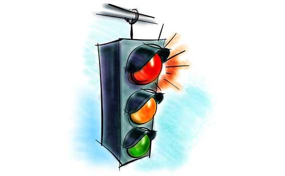 چراغ راهنمایی-ویراستاران