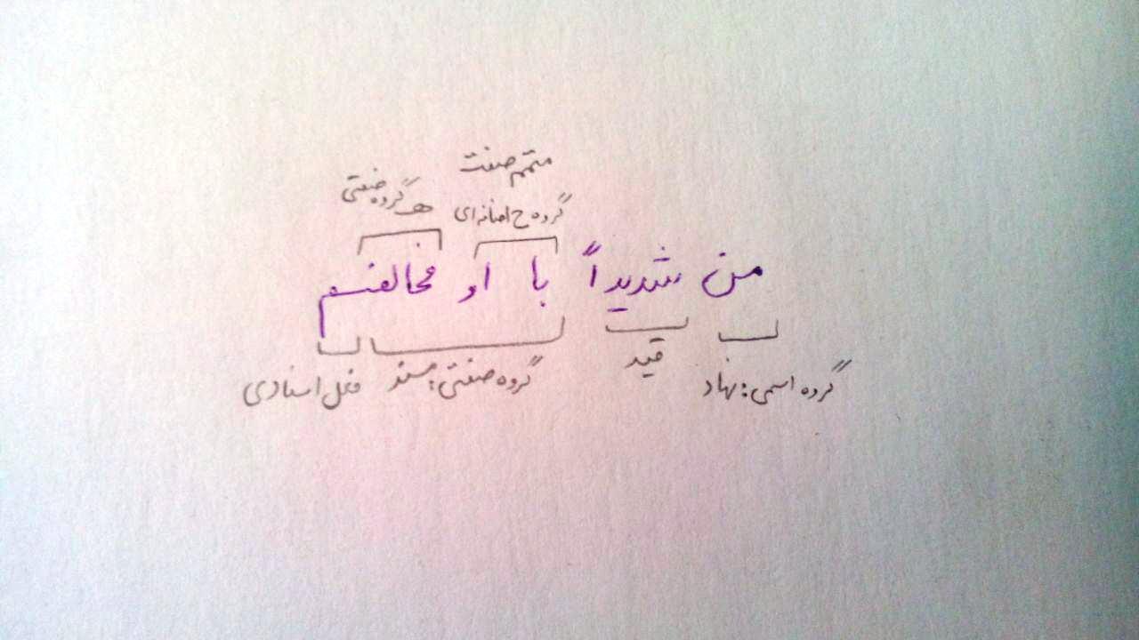 دستور زبان فارسی-مونا ولیپور-ویراستاران