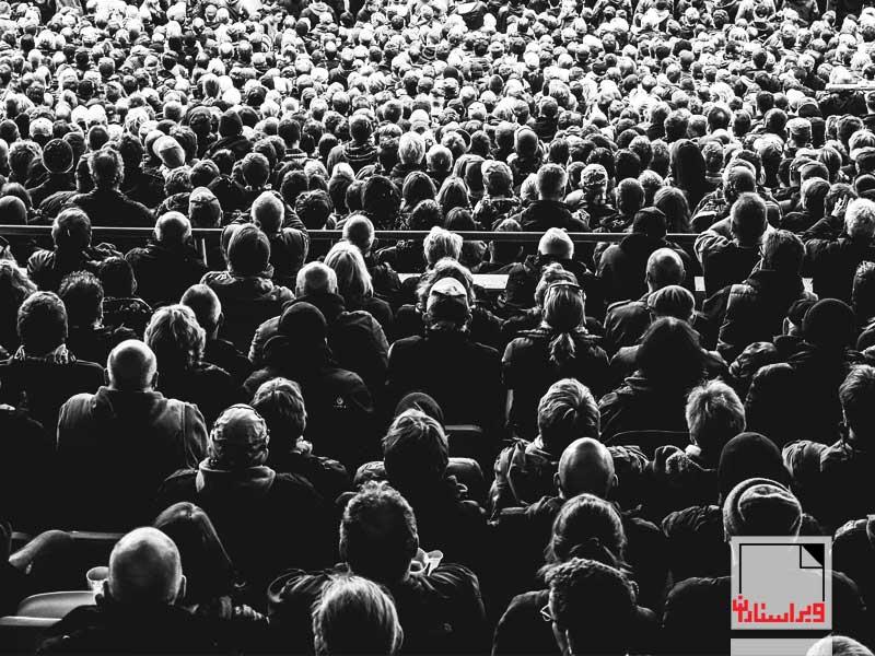 سخنرانی مهدی صالحی درهبیدی در تکانه-ویراستاران-شنوندگان