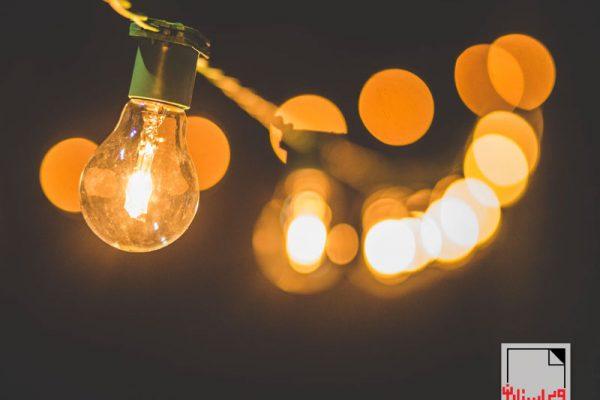 بار معنایی-هاله نور-ریسه لامپ-ویراستاران