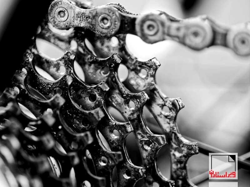 زنجیر دوچرخه-سازوکار- سازکار-ویراستاران