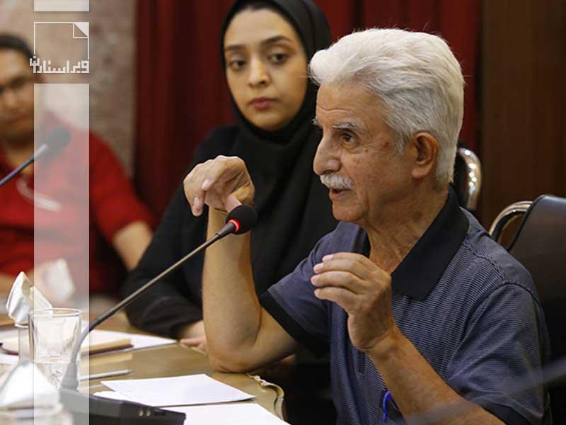 علی صلحجو - از گوشهوکنار ترجمه - ویراستاران - جهاد دانشگاهی - کارگاه ویرایش