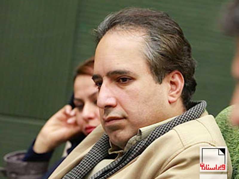 محمد حسینی - ویرایش داستان - ویرایش ادبی - «ویراستاران»