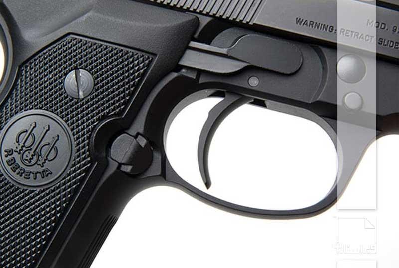 ماشه-معنی ماشه-تفنگ-سلاح-اسلحه-ویراستاران