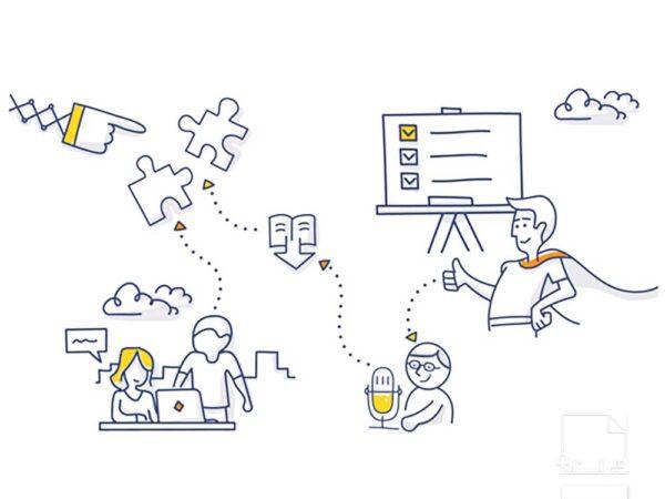 ویراستاران-بازاریابی محتوایی- تولید محتوا-کانتنت مارکتینگ